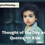 Thought of the Day for School Assembly With Story | Thought of the Day for Kids